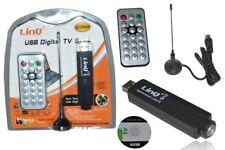 Adattatore Decoder Digitale Terrestre Chiavetta USB Per PC Linq LI-U869
