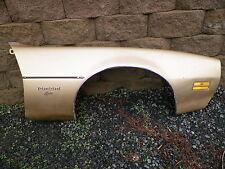 1977-1981 Pontiac Firebird right fender