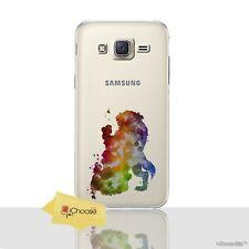 Disney Case/Cover Samsung Galaxy J5 2015 / Silicone Gel TPU / Beauty & The Beast