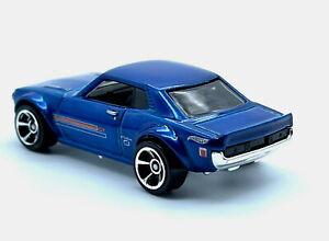 *RARE* BLUE Hot Wheels '3 CAR PACK' 2013 '70 TOYOTA CELICA 1970 1/64 MIP