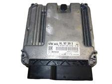 *VW GOLF MK7 1.6 TDI 2013-ON ENGINE CONTROL UNIT ECU 04L907309B - CLHA
