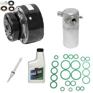 New A/C Compressor and Component Kit for Monte Carlo Cutlass Supreme El Camino R