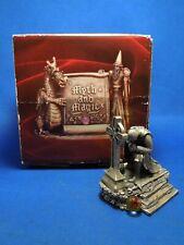 Vintage Vigil of Sir Galahad Pewter Figure from The Tudor Mint Myth and Magic