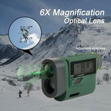 Huepar hlr1000 golf distancia cuchillo 1000m/1100 yardas con handheld pantalla LCD