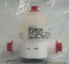 "New listing 1103895 / Nvx2-144Nc Actuating Pneumatic Teflon Valve 1/4""Fnpt 60Psig / Furon"