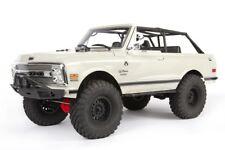 """Axial 1969 Chevy K5 Blazer Body .04"""" Uncut Clear AX31554"""