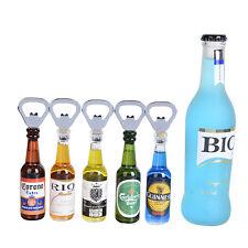 Magnet Creative Fridge Beer Bottle Opener Wine Beer Soda Glass Cap Bottle Opener
