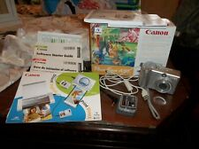 Canon PowerShot A95 5.0MP Digital Camera - Silver Kit