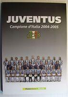 """2005 Italia  Folder    """"Juventus Campione 2004-2005 """""""