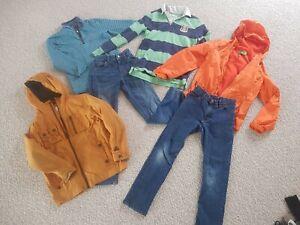 Boys Winter Clothes Bundle Age 9-10 Next, joules, boden. Jean's tops