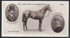 SMITHS-DERBY WINNERS-#49- HORSE RACING - SUNSTAR