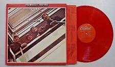 THE BEATLES 1962-1966 two LP set on RED VINYL - EX/EX