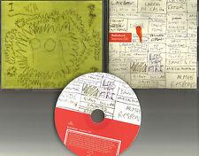 RADIOHEAD 2003 Made in EUROPE Rare INTERVIEW PROMO radio DJ CD USA Seller MINT