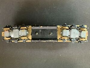 Brass HO Diesel Parts and Pieces Tenshodo GP7/9, Olympia F Mechanism, Sideframes