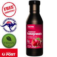 Jarrow Formulas PomeGreat Pomegranate 12 fl oz (360 ml) Vegan Juice