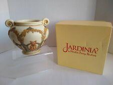 Large Jardinia Feline Pharaohs Cache Pot w/box - Cats Martin Perry Studios