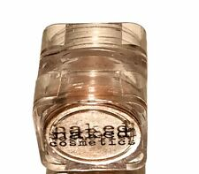 Naked Cosmetics Loose Pigment Eyeshadow Sealed In Plastic In Naturally Nude