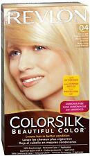 Revlon ColorSilk Hair Color 04 Ultra Light Natural Blonde 1 Each (Pack of 6)