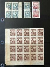 Korea Small Group Of 28 Mint And Used Stamps
