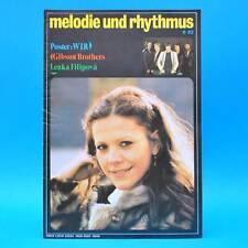 DDR Melodie und Rhythmus 6/1982 Wir Rolling Stones Quarrymen Gibson Brothers