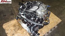 96-00 NISSAN PATHFINDER 3.3L SINGLE CAM V6 ENGINE JDM VG33E
