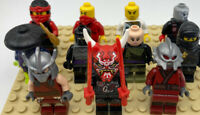 Lego Ninja/Ninjago Minifigure Lot of Random Mixed Figures