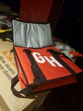 GrubHub Insulated Food Delivery Bag Large. Unused