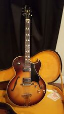 VINTAGE 1960s GIBSON ES-175 D HOLLOW BODY ELECTRIC GUITAR #897189 USA oval label