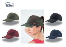 ATLANTIS Start 5 Panel Baseball CAP Sports Games Fishing Rave Parties Ladies