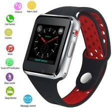 Bluetooth Smart Watch Calls Message Remind for Android Samsung Note 9 8 A30 A50