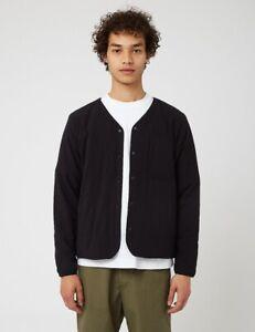 Snow Peak Flexible Insulated Cardigan Jacket Over Shirt Size Medium RRP £235