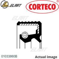 MANUAL TRANSMISSION SHAFT SEAL FOR AUDI VW SEAT 50 86 HB HC HH HE HJ ZA CORTECO