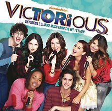 Victorious Music/hit TV Show V2 (ost) 0887254072423 CD