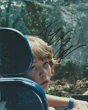 Ty Simpkins Jurassic World autographed 8x10 photo with COA by CHA