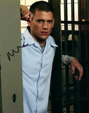 Wentworth Miller Signed 8x10 Photo Picture Autographed and COA