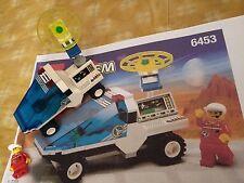LEGO SPATIAL 6453 VOITURE RADAR SPACE COM LINK CRUISER TRUCK MINIFIGS 1999
