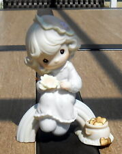 "Precious Moments Figurine - ""Dreams Really Do Come True"""