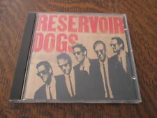 cd album RESERVOIR DOGS music from the original motion picture sound track