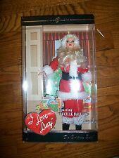 I Love Lucy Santa Barbie The Christmas Show