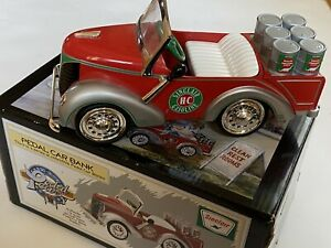 Crown Premiums Sinclair Pedal Car Bank With COA  3rd Edition  1:6 Scale