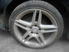 MERCEDES C CLASS W204 AMG REAR 5 STUD ALUMINIUM ALLOY WHEEL 255/35 18 REF01