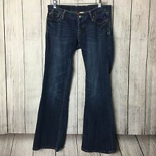 Lucky Brand Reg Inseam Women's Blue Denim Jeans Size 6/28