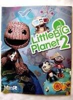 66055 Instruction Booklet - Little Big Planet 2 - Sony PS3 Playstation 3 (2010)