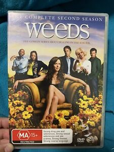 Weeds : Season 2 (DVD, 2008, 2-Disc Set)