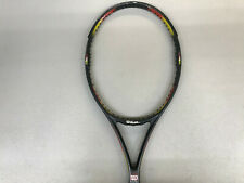 Wilson Pro Staff Classic Edition 6.1 Preowned Tennis Racquet Grip Size 4_5/8""
