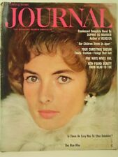 1961 Ladies Home Journal Magazine: November - Stop Smoking/Christmas Bazaar