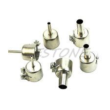 BGA Circular Nozzles 850 Hot Air Rework Reflow Soldering Station 3/4/5/8/10/12mm