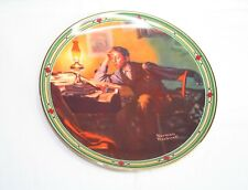 Norman Rockwell Collector Plate - a Young Man's Dream - American Dream - Knowles