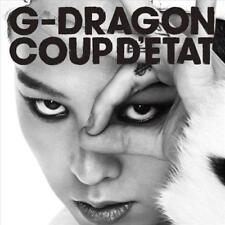 G-DRAGON COUP D'ETAT + ONE OF A KIND & HEARTBREAKER 2CD PhotoBook Japan