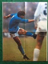 (RT89) BRUNO CONTI ROMA ITALIA Poster 60x46 da Guerin Sportivo n. 48/1980 Calcio